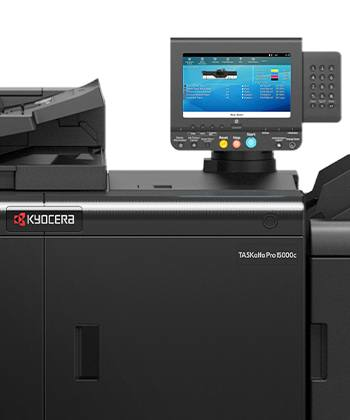 Why Kyocera moved into production print