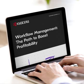 Download Kyocera Workflow Management whitepaper | Kyocera