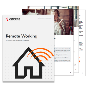 Seamlessly transition to remote working